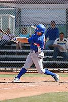 Matt Matulia - Chicago Cubs - 2009 spring training.Photo by:  Bill Mitchell/Four Seam Images