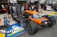 #25 G-DRIVE RACING RAF /LMP2  Aurus 01 - Gibson Pro/Am John Falb (USA)/Roberto Merhi (ESP)/Rui Andrade (PRT)