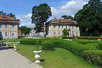 Schloss Raudondvaris, Litauen, Europa