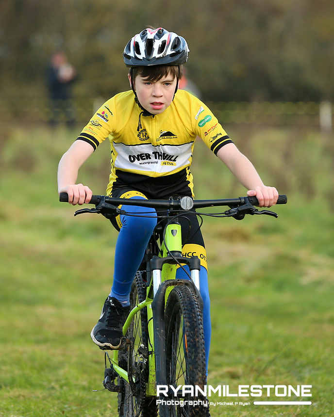 EVENT:<br /> Round 5 of the 2019 Munster CX League<br /> Drombane Cross<br /> Sunday 1st December 2019,<br /> Drombane, Co Tipperary<br /> <br /> CAPTION:<br /> Action form the Kids Races<br /> <br /> Photo By: Michael P Ryan