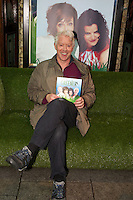 NO FEE PICTURES.1/5/12 Nick Dunning at the opening night of the world premiere of Fiona Looney's new play Greener at the Gaiety Theatre, Dublin. Picture:Arthur Carron/Collins