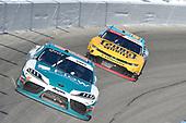 #19: Brandon Jones, Joe Gibbs Racing, Toyota Supra Flow, #9: Noah Gragson, JR Motorsports, Chevrolet Camaro PUBG MOBILE