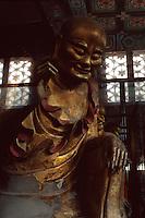 China, Peking, Bi Yun Si (Tempel), Luohan