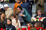 Coti and Edurne during  TPA Finals Mutua Madrid Open Tennis 2016 in Madrid, May 08, 2016. (ALTERPHOTOS/BorjaB.Hojas)