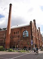 Nederland - Amsterdam - Juli 2020.   De Oostergasfabriek aan de Oranje-Vrijstaatkade.   Foto ANP / Hollandse Hoogte / Berlinda van Dam