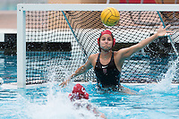 Stanford, CA; Saturday April 9 2016; Woman's Water Polo, Stanford vs Cal