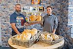 The Kingdom Bakery in Miltown on Thursday, l to r: Adrian Avran and Camlia Tanasa.