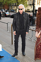 Jimmy Page<br /> at the private view of The Pink Floyd Exhibition: Their Mortal Remains at the V&A Museum, London. <br /> <br /> <br /> ©Ash Knotek  D3264  09/05/2017
