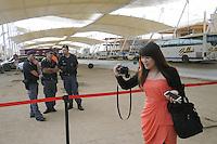 - Milano, cantiere per  l'Esposizione Mondiale Expo 2015; cerimonia per l'inizio dei lavori di costruzione del padiglione della Cina<br /> <br /> - Milan,  construction site for the World Exhibition Expo 2015; ceremony for the start of construction of the China Pavilion