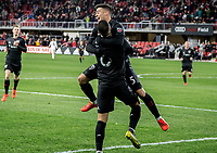 Washington, DC. - Saturday, March 16, 2019: D.C United defeated RSL 5-0 in a MLS match at Audi Field.