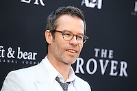 WESTWOOD, LOS ANGELES, CA, USA - JUNE 12: Guy Pearce at the Los Angeles Premiere Of A24's 'The Rover' held at Regency Bruin Theatre on June 12, 2014 in Westwood, Los Angeles, California, United States. (Photo by Xavier Collin/Celebrity Monitor)