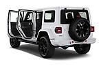 Car images of 2021 JEEP Wrangler-Unlimited High-Altitude-4XE 5 Door SUV Doors