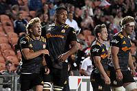 27th March 2021; Hamilton, New Zealand;  Damian McKenzie.<br /> Chiefs versus Blues, Super Rugby  AOTEAROA, FMG Waikato Stadium, Hamilton, New Zealand.