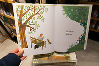 London, UK - 8 June 2021<br /> The release of the Duchess of Sussex's new kid's book about the unique relationship between a dad and son as seen through the mum's eyes. The Duchess's picture book has been illustrated by award winning artist Christian Robinson, and the audiobook is read out by Meghan herself.<br /> <br /> <br /> <br /> <br /> CAP/JOR<br /> ©JOR/Capital Pictures