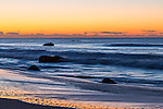 Sunrise at Lucy Vincent Beach in Chillmark, Marthas Vineyard, Massachusetts, USA