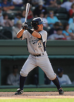 Infielder Jose Altuve (2) the Lexington Legends April 25, 2010, at Fluor Field at the West End in Greenville, S.C. Photo by: Tom Priddy/Four Seam Images
