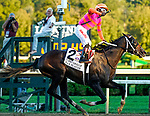 September 04, 2021: Max Player #2 ,ridden by jockey Ricardo Santana Jr.  win the Grade 1 Jockey Club Gold Cup Stakes at Saratoga Race Course in Saratoga Springs, N.Y. on September 4th, 2021. Dan Heary/Eclipse Sportswire/CSM