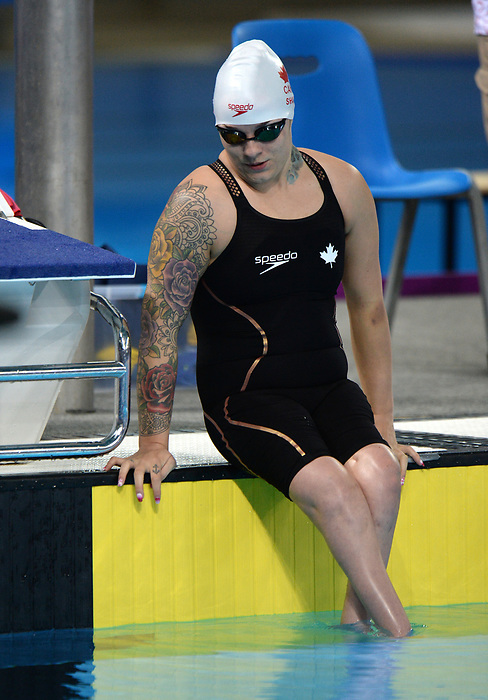 Krystal Shaw, Lima 2019 - Para Swimming // Paranatation.<br /> Krystal Shaw competes in Para Swimming // Krystal Shaw participe en paranatation. 27/08/2019.