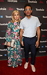 """Rose Byrne and Bobby Cannavale attends the Broadway Opening Night of """"Tootsie"""" at The Marquis Theatre on April 22, 2019  in New York City."""