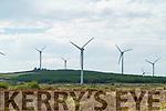 Windfarm near Kilflynn, Co Kerry.