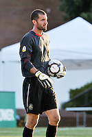 Alec Dufty, AC St Louis...AC St Louis and Vancouver Whitecaps played to a 0-0 tie at Anheuser-Busch Soccer Park, Fenton, Missouri.