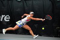 Women's Singles final - Paige Hourigan (pictured) v Vivian Zixuan Yang. 2020 New Zealand Championships Wellington Tennis Open finals at Renouf Centre in Wellington, New Zealand on Sunday, 20 December 2020. Photo: Dave Lintott / lintottphoto.co.nz