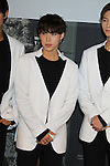 Jang Yi-Jeong (HISTORY), Aug 26, 2015 : South Korean pop group HISTORY attends the promotional event in Tokyo, Japan on August 26, 2015. (Photo by AFLO)