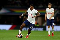 26th August 2021; Tottenham Hotspur Stadium, London, England; Europa Conference League football, Tottenham Hotspur versus Paços de Ferreira; Steven Bergwijn of Tottenham Hotspur