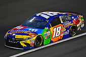 Monster Energy NASCAR Cup Series<br /> Monster Energy NASCAR All-Star Race<br /> Charlotte Motor Speedway, Concord, NC USA<br /> Saturday 20 May 2017<br /> Kyle Busch, Joe Gibbs Racing, M&M's Caramel Toyota Camry<br /> World Copyright: Nigel Kinrade<br /> LAT Images<br /> ref: Digital Image 17CLT1nk06222