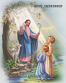 Alfredo, EASTER RELIGIOUS, OSTERN RELIGIÖS, PASCUA RELIGIOSA, paintings+++++,BRTOCH38380CP,#er#, EVERYDAY