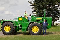 David Agle: John Deere Tractor Restoration