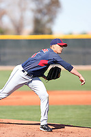 Tyler Sturdevant, Cleveland Indians 2010 minor league spring training..Photo by:  Bill Mitchell/Four Seam Images.
