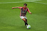4th October 2020; Couto Pereira Stadium, Curitiba, Parana, Brazil; Brazilian Series A, Coritiba versus Sao Paulo; Igor Gomes of Sao Paulo
