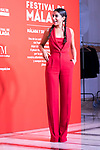 Carolina Yuste during Photocall of presentation of Malaga Film Festival 2020. 21 August 2020. (Alterphotos/Francis Gonzalez)