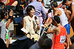 Naoko Takahashi, <br /> AUGUST 22, 2015 - Marathon : <br /> 15th IAAF World Championships in Athletics Beijing 2015 <br /> Men's Marathon Final <br /> at Beijing National Stadium in Beijing, China. <br /> (Photo by YUTAKA/AFLO SPORT)