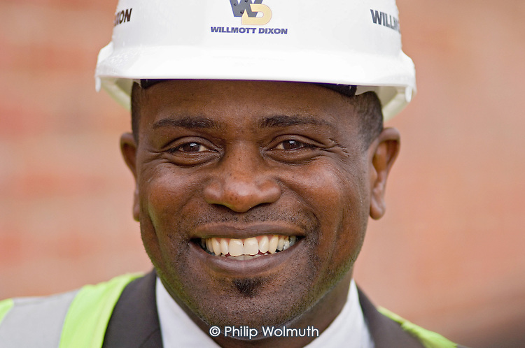 Willmott Dixon Project Manager on Home Housing's Rayners Lane Estate, Harrow.