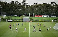 USMNT Training, Sao Paulo, Monday, June 9, 2014