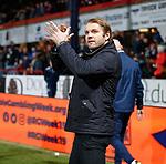 08.11.2019 Dundee v Dundee Utd: Robbie Neilson