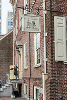 Historic City Tavern, Philadelphia, Pennsylvania, USA