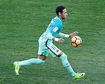 FC Barcelona's Neymar Santos Jr during La Liga match. February 26,2017. (ALTERPHOTOS/Acero)