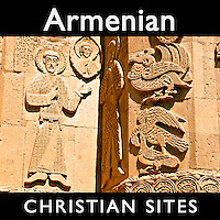 Pictures of Armenian Churches. Images of Armenian Christian Art.