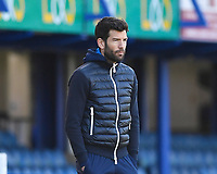 Rochdale Manager Brian Barry-Murphy during Portsmouth vs Rochdale, Sky Bet EFL League 1 Football at Fratton Park on 2nd April 2021