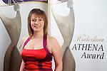 Pix: Shaun Flannery/shaunflanneryphotography.com...COPYRIGHT PICTURE>>SHAUN FLANNERY>01302-570814>>07778315553>>..24th March 2012Rotherham Metropolitan Borough Council (RMBC)..The Rotherham Athena Award 2012..Winner Caroline Rollitt.