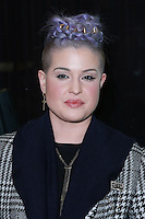 BEVERLY HILLS, CA, USA - NOVEMBER 16: Kelly Osbourne arrives at the Los Angeles Premiere Of Tribeca Film's 'Beside Still Waters' held at the Laemmle's Music Hall Theatre on November 16, 2014 in Beverly Hills, California, United States. (Photo by David Acosta/Celebrity Monitor)