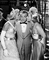 (L to R) Doris Day, James<br /> Cagney, Virginia Mayo<br /> in THE WEST POINT STORY