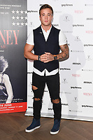 "Sam Callaghan<br /> at the ""WHITNEY Can I be Me"" premiere, Mayfair Hotel, London. <br /> <br /> <br /> ©Ash Knotek  D3279  13/06/2017"