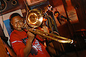 New Orleans nightlife and restaurants in Bywater neighborhood