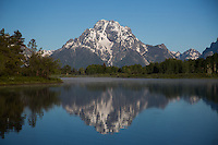 Oxbow Bend at Grand Teton National Park