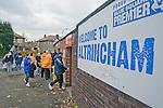 Altrincham 1 Millwall 2, 10/11/2007. Moss Lane, Altrincham. FA Cup 1st Round. Photo by Colin McPherson.
