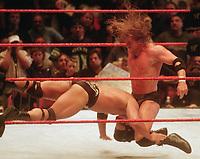 Triple H The Rock 1999                                                           Photo by  John Barrett/PHOTOlink